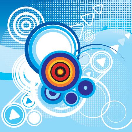 Retro Graphic Design Backgrounds