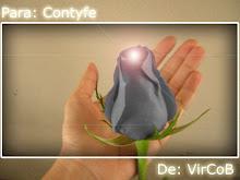 regalo una rosa