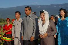 SBY Kunker ke Poso