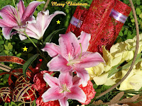Desktop Christmas Flower Wallpapers