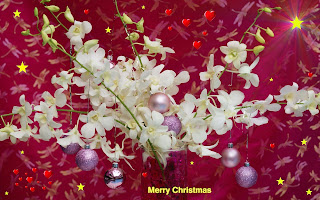 free Widescreen Christmas wallpaper