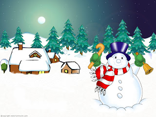 free Beautiful Christmas Wallpapers