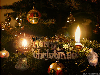 christmas ornament decorations wallpaper