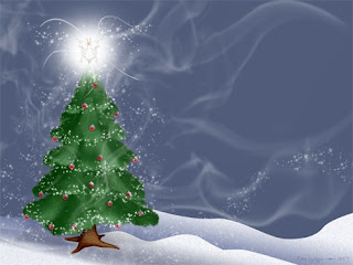 christmas tree hd picture