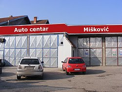AUTO CENTAR MISKOVIC