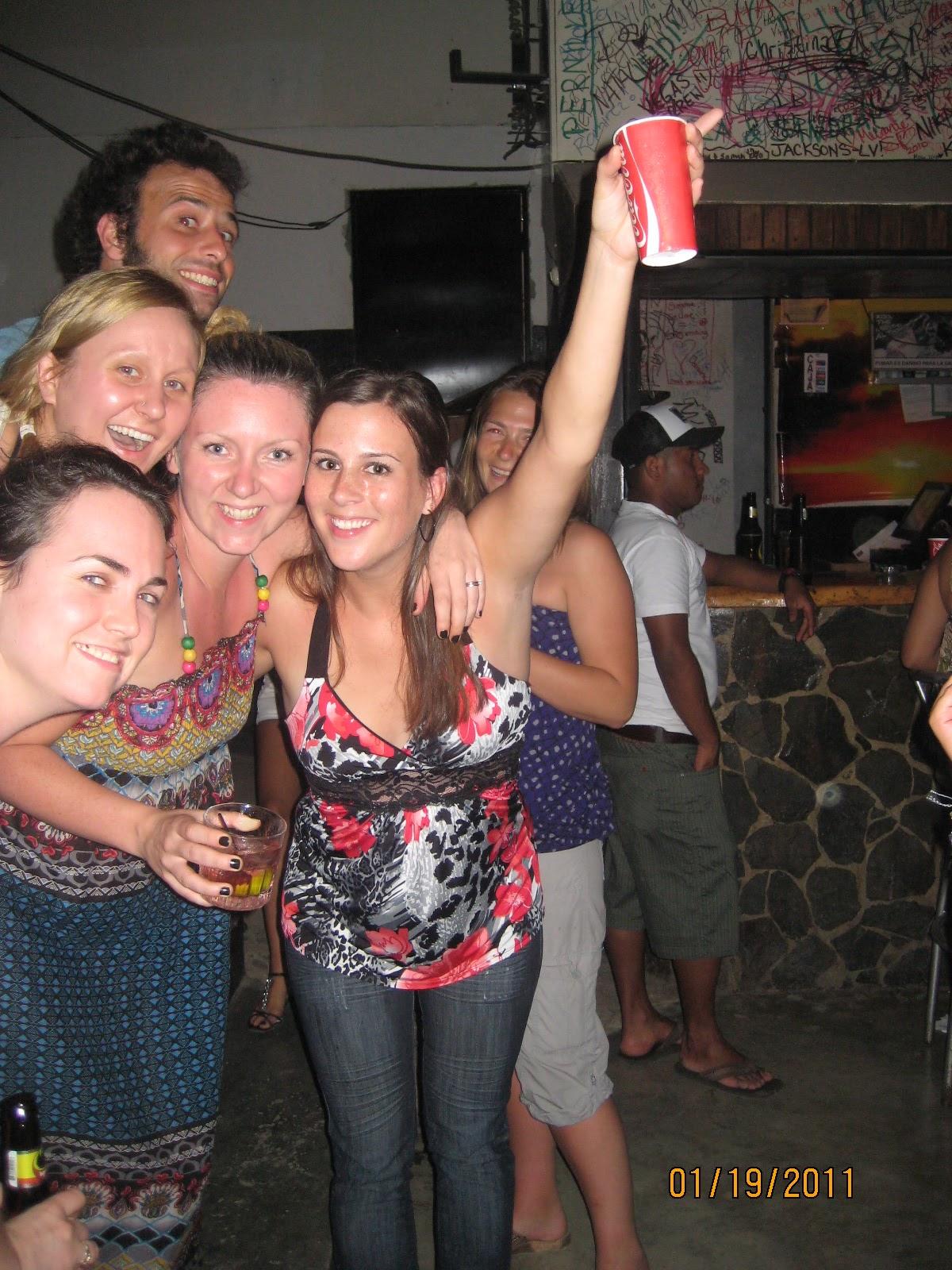 TRAVELING WITH KK: Liberia, Costa Rica - Day 2 - GIRLS