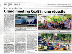 VAR-MATIN 3° MEETING