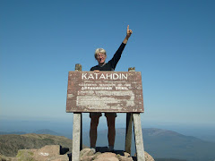Katahdin, Maine Northbound, September 18, 2007
