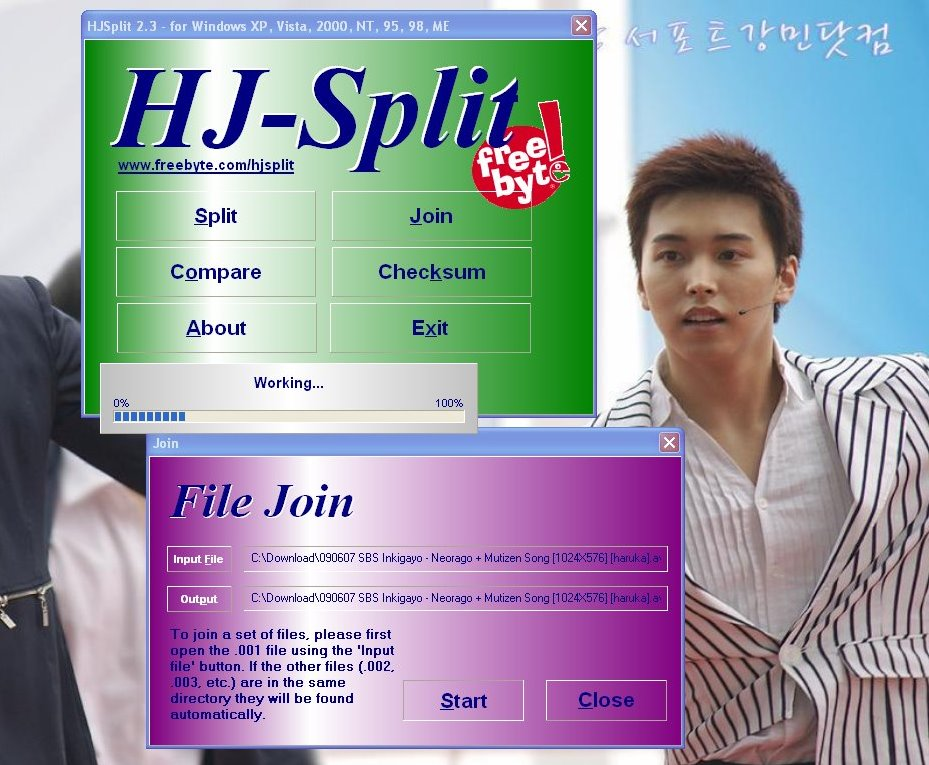 Download Hj Split Full Version And also three, press to alter the locket