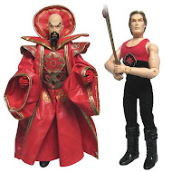 "8"" FLASH GORDON FIGURES"