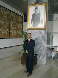 DI DEWAN PERWAKILAN RAKYAT ( DPR ) JAKARTA