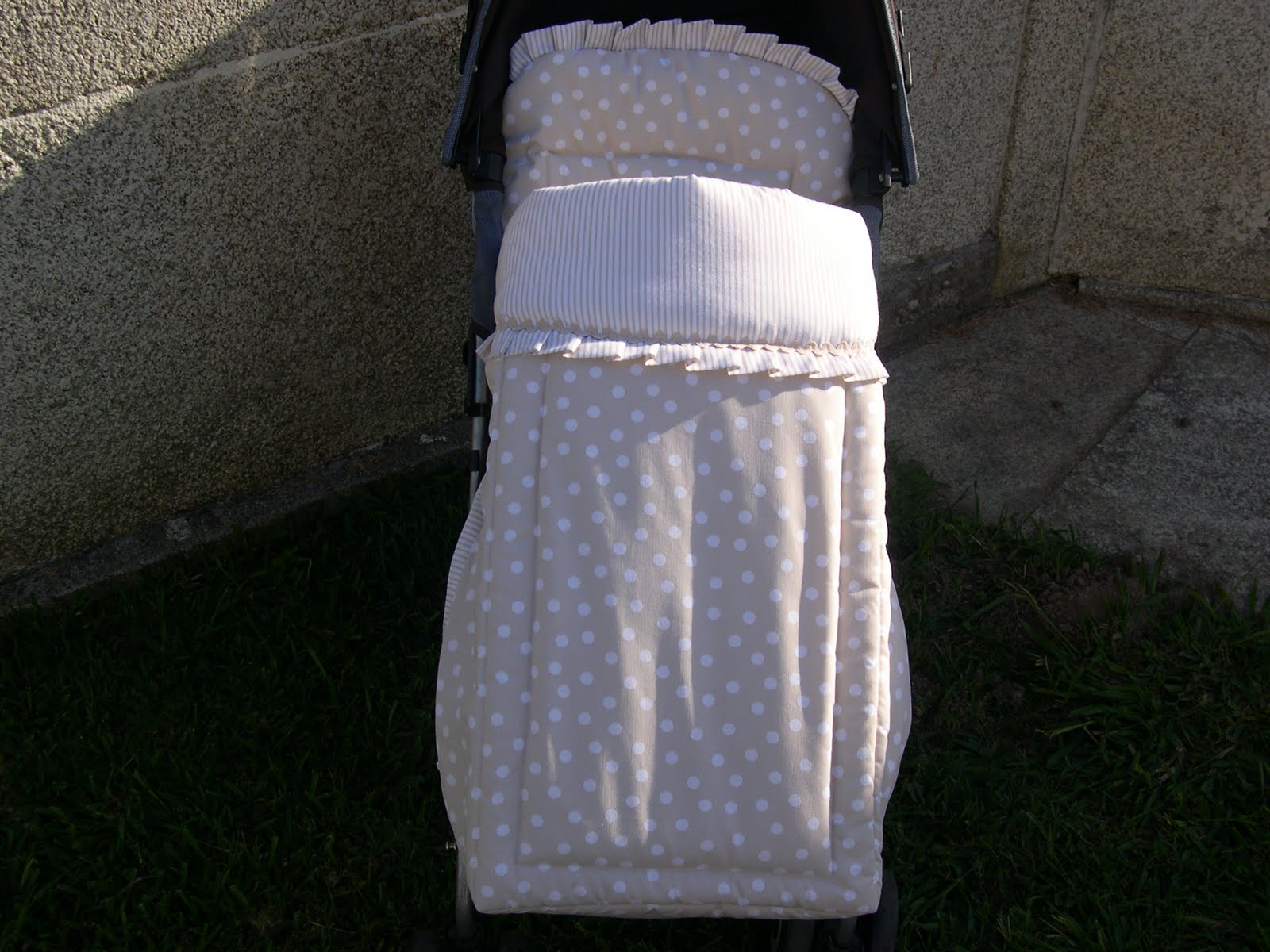 Bordaym s complementos infantiles sacos personalizados for Saco invierno maclaren