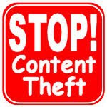 Stop Content Theft