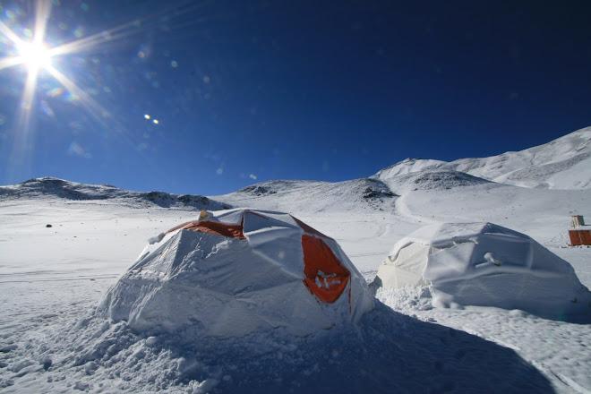 La gran nevada a Atacama