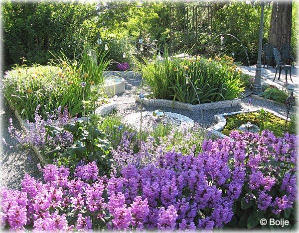 Renässansdelen av trädgården