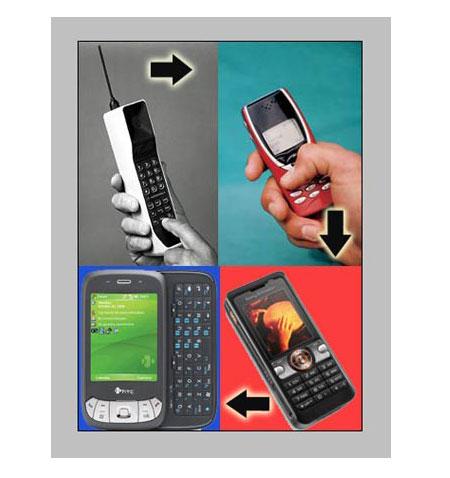 Cellphone History