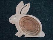 Dulcero conejo de Pascua MOD.315. Publicado por Francisco Corona en 17:33 conejo pascua