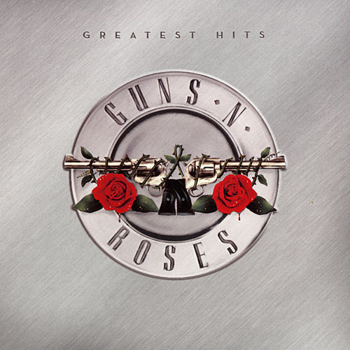 Capa do CD Guns N Roses - Greatest Hits