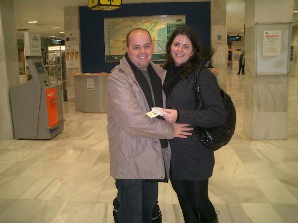 Gi no Brasil - Aeroporto de Almeria