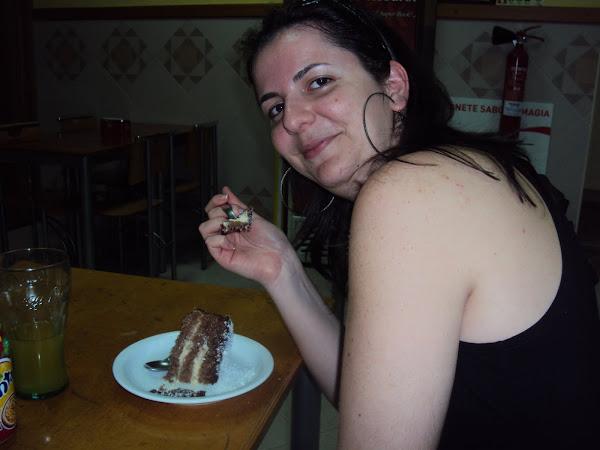 Pastelaria Brasileira em Faro - Portugal