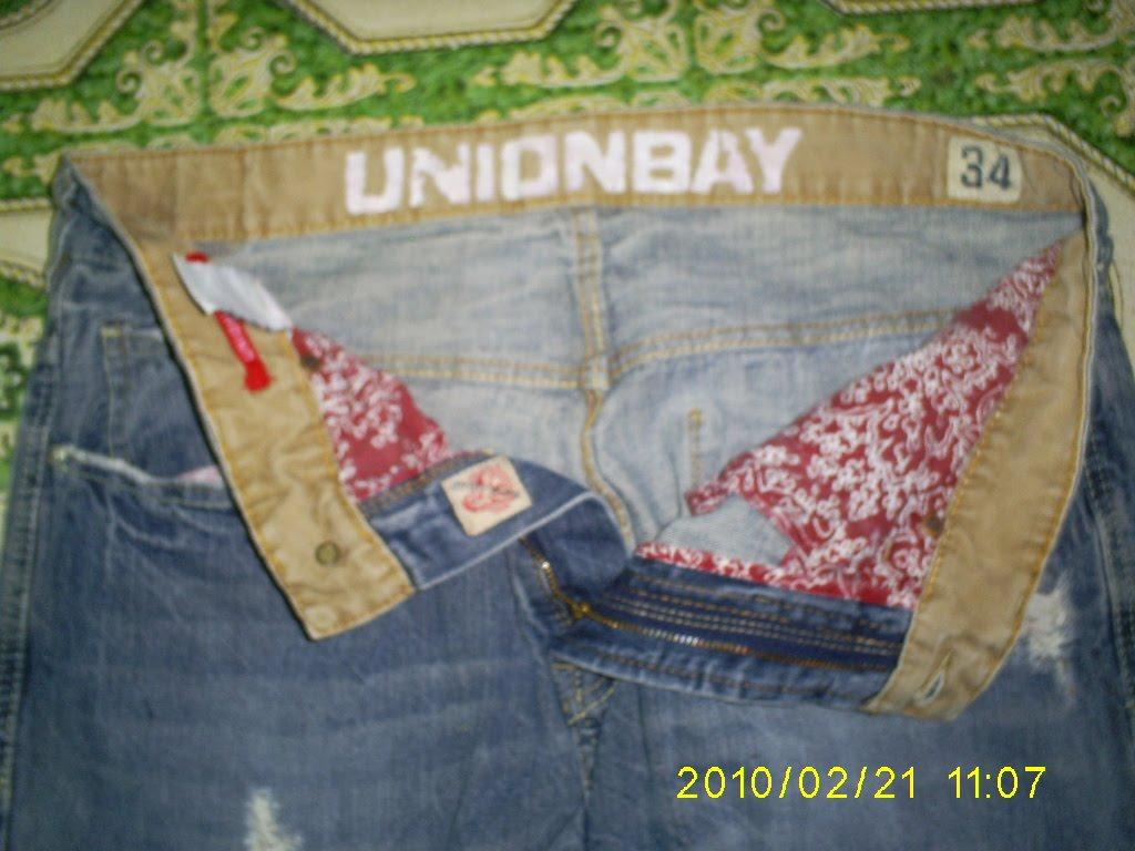 Jenama Unionbay Kpj Hijau