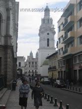 Iglesia el Sagrario.