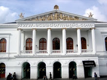 Plaza del Teatro Sucre