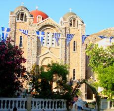 Ιερος Ναος Αγιας Μαρινας