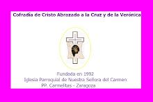 Cofradía de Cristo Abrazado a la Cruz y de la Verónica de Zaragoza
