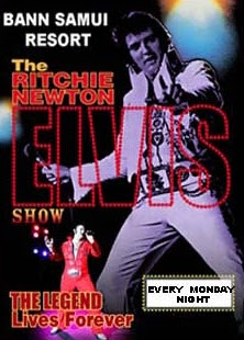 Welcome to Elvis Show at Baan Samui Resort in Koh Samui