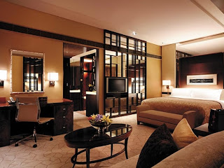 Shangri La Beijing Hotel in China