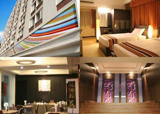Recommend Baiyoke Boutique Hotel - New Popular Hotel in Bangkok