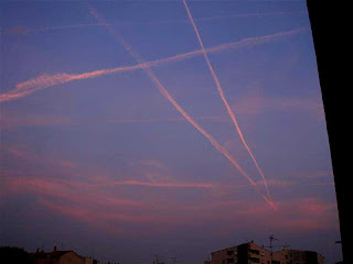scie chimiche in italia