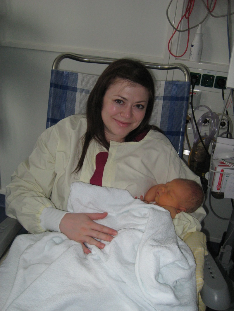 [Charlie&Mommy]