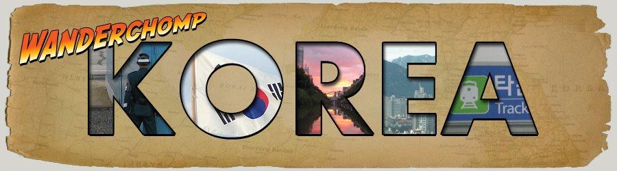 WANDERCHOMP - Korea