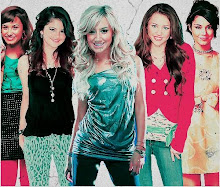 demi selena ashley miley and vanessa