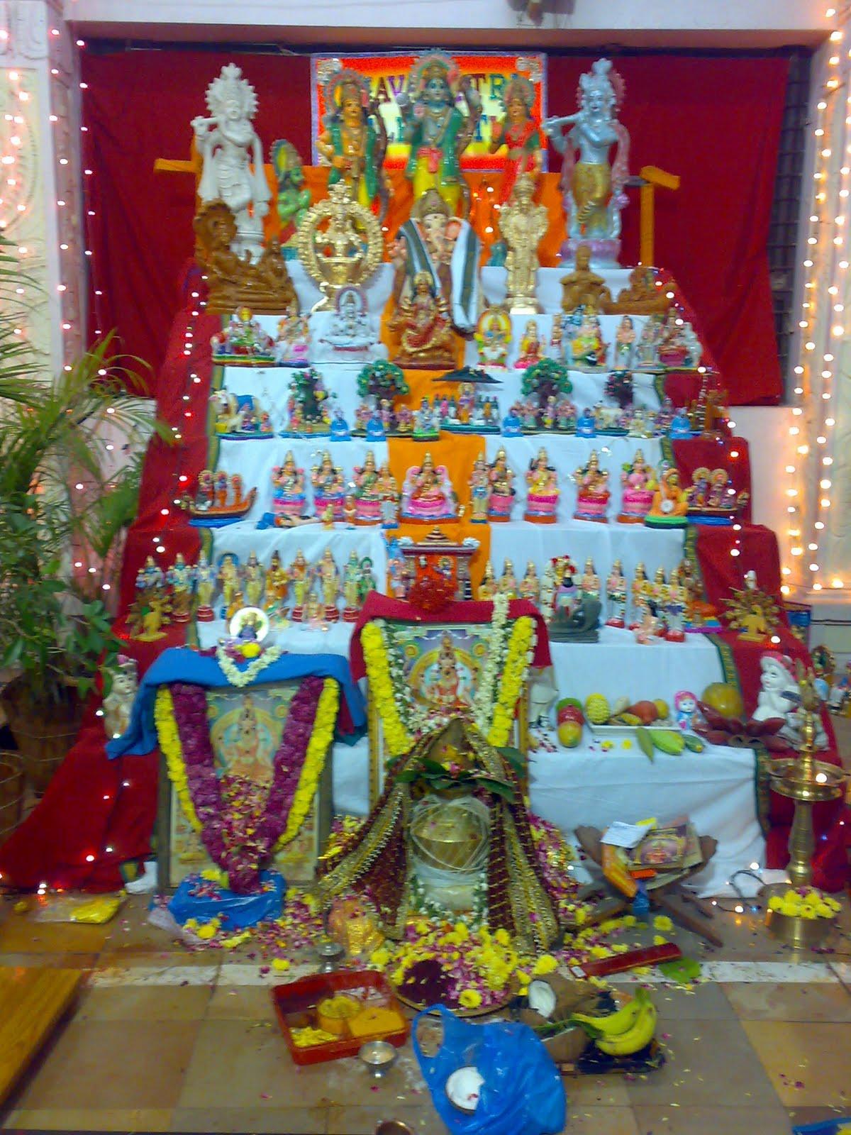Golu Decoration Tips Ashas Musings Ramblings October 2010