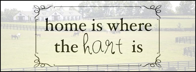 Home Is Where The Hart Is