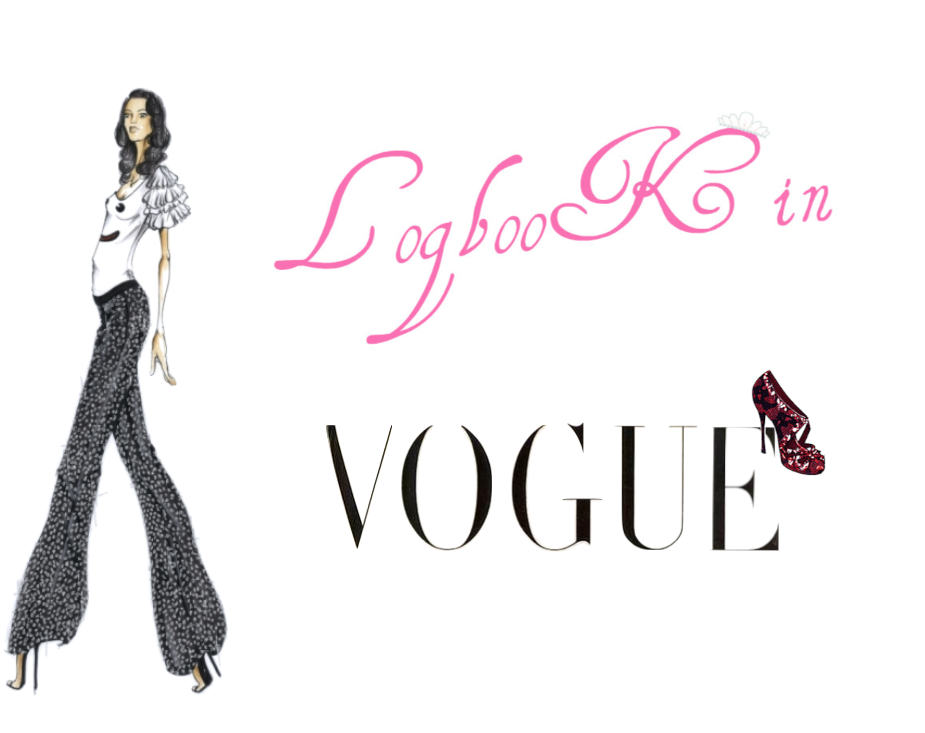 LogbooK in VOGUE