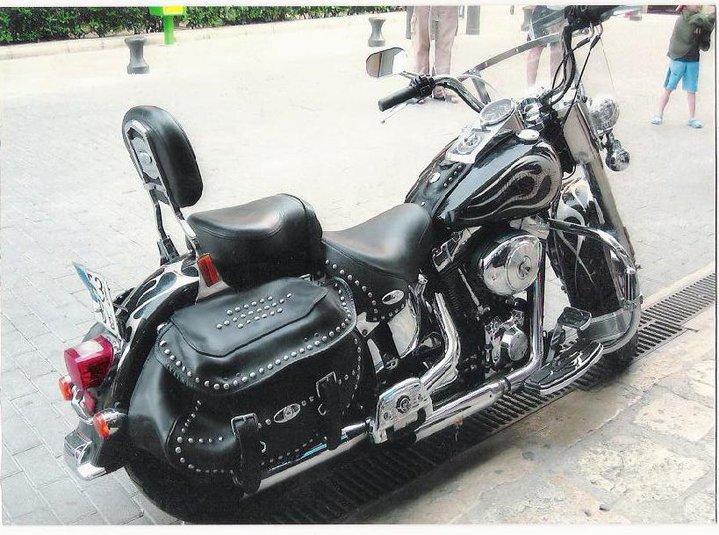 Biker excalibur ii moto robada en palma de mallorca for Motos palma de mallorca