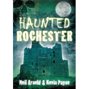 HAUNTED ROCHESTER - THE BOOK