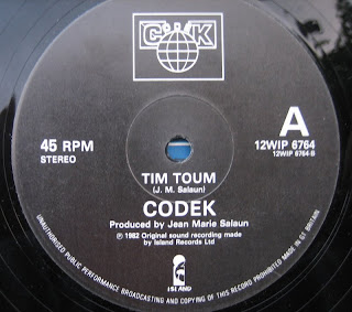 Codek Closer Tim Toum