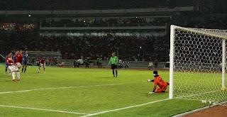 Video Indonesia vs Thailand 2-1