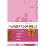 Bardin and Marsee's Waterproof Bible - what a concept!  Click on the Bible cover to order!