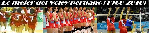 Lo mejor del Voley Peruano (1960-2010)