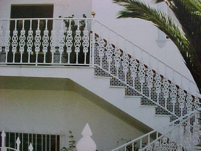 rampe d 39 escalier mod l od. Black Bedroom Furniture Sets. Home Design Ideas