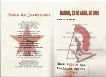 PRIMER ENCUENTRO 22-4-2005