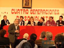 CUATRO GENERACIONES DE SOCIALISTAS