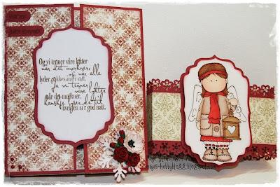 Designer Hängelen mayas hobbyblogg dt hänglar stänglar varme juleklemmer warm