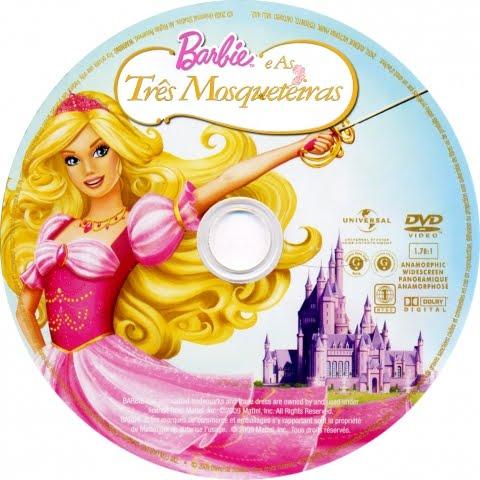 Barbie E As Tr  S Mosqueteiras